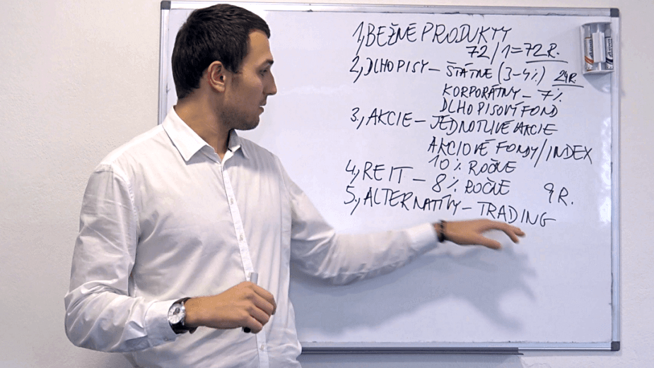 Škola Investovania - Peter Sagan vysvetľuje