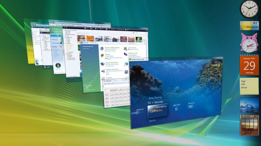 Marketingové tipy od Windows Vista