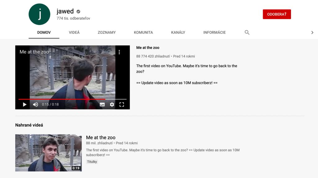 Tipy na správu youtube kanálu