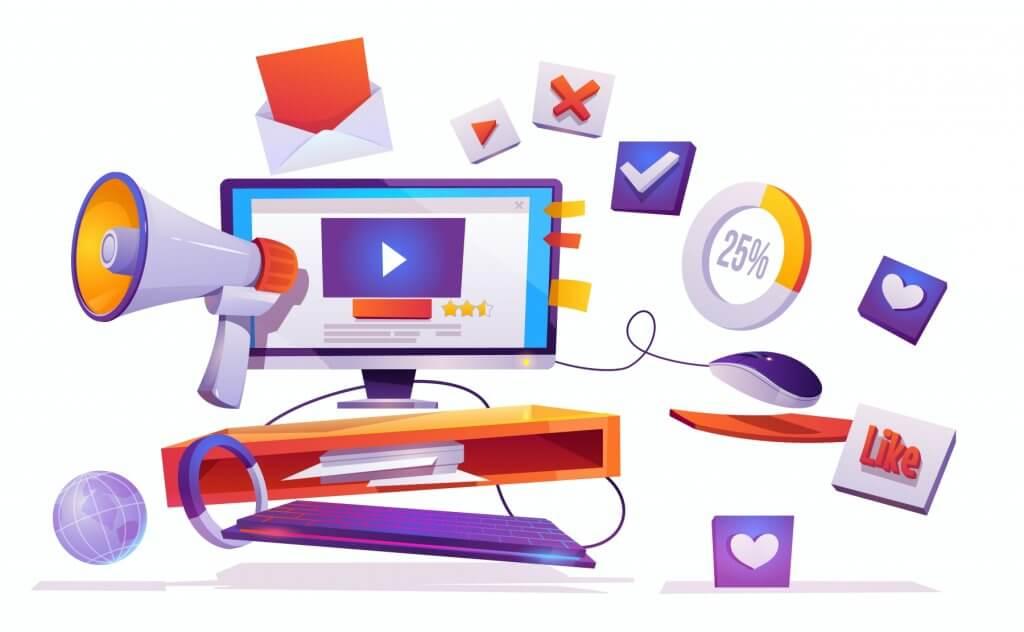 Digitálny marketing online
