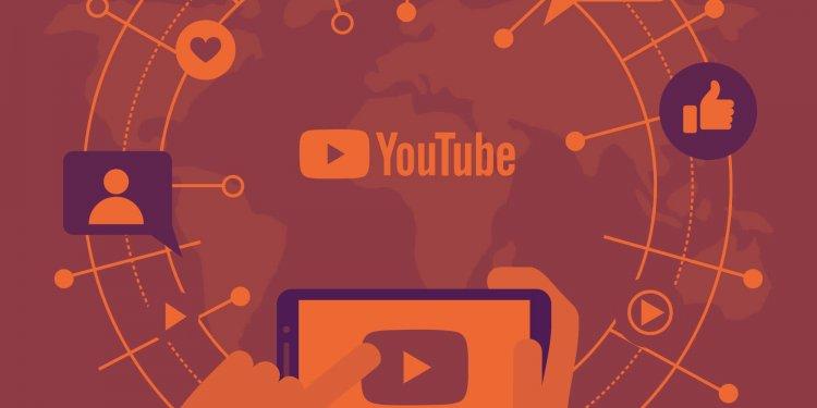 Správa youtube kanálu