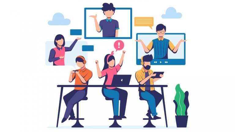 učiť online a zarábať