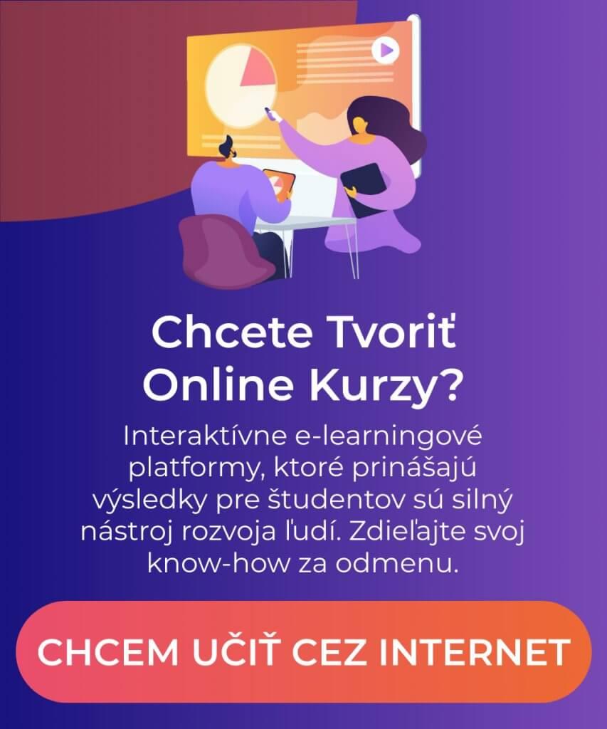 predaj e-learningu