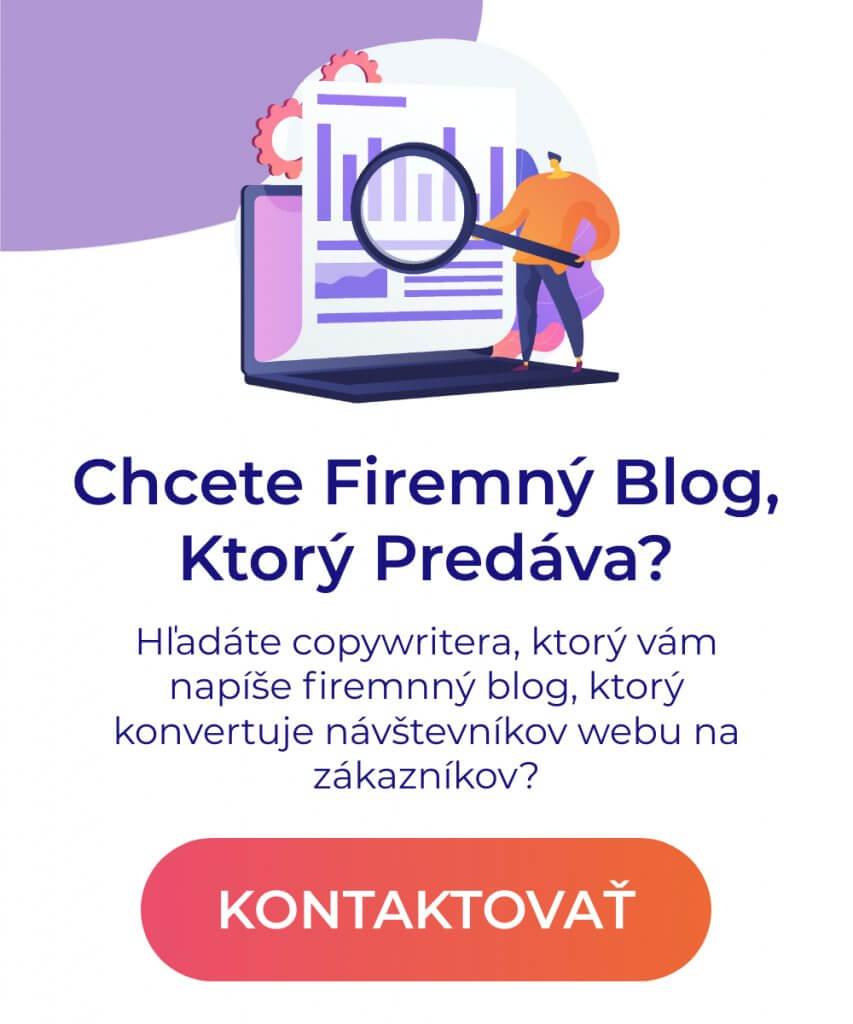 blogové články pop up