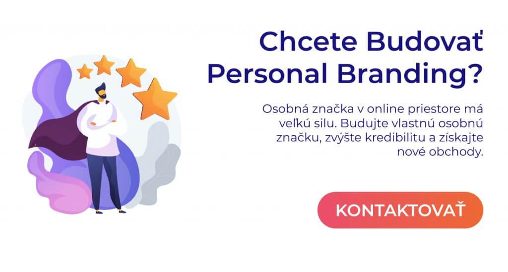 personal branding pop up