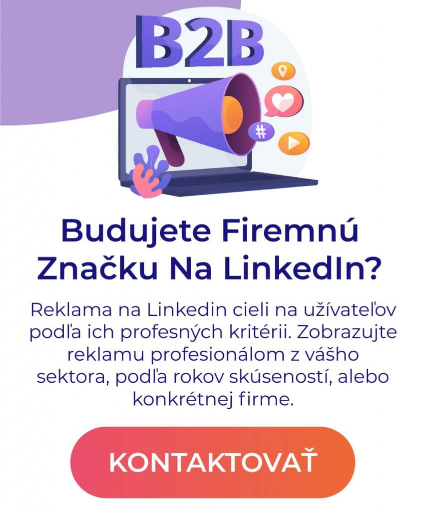 reklama na linkedin pop up