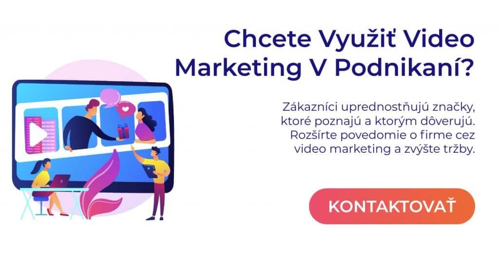 video marketing pop up
