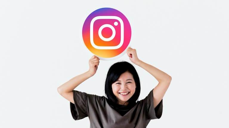 firemný instagramový účet
