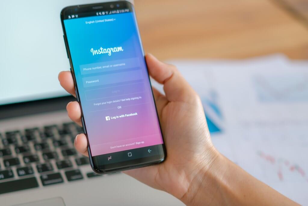 instagramový účet pre podnikanie