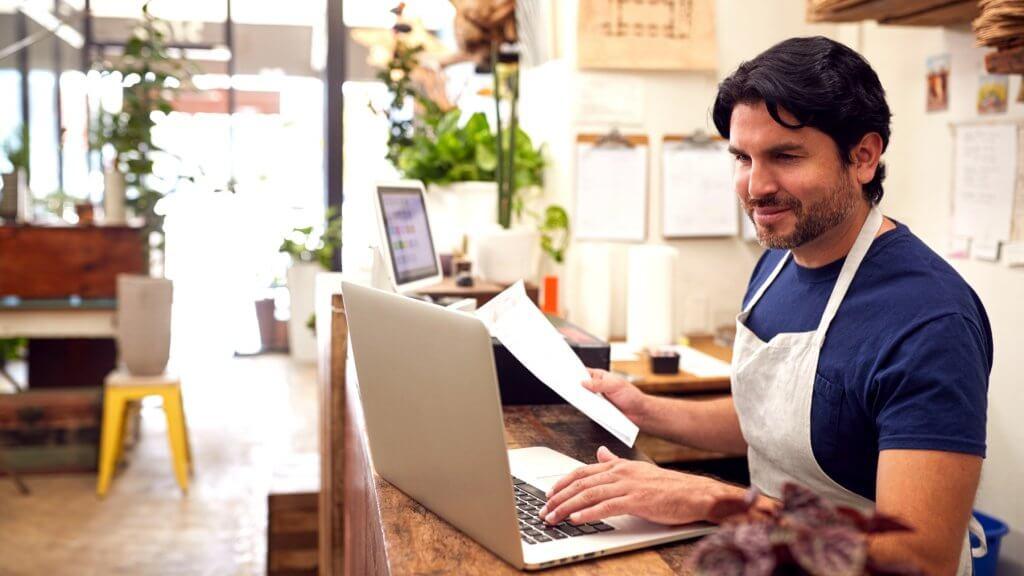 ako si overiť predaj online